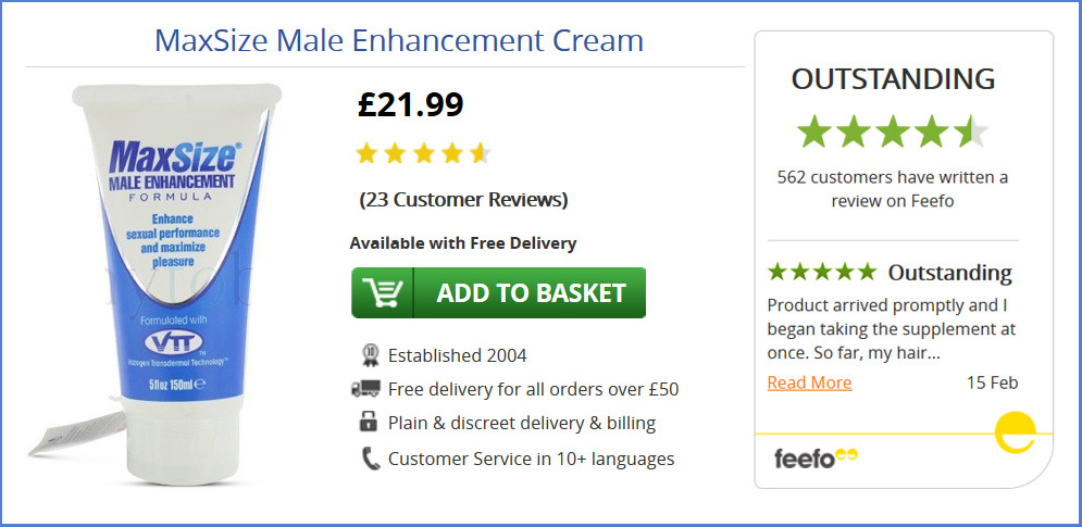 Best Place To Order Male Enhancement Cream In Oman